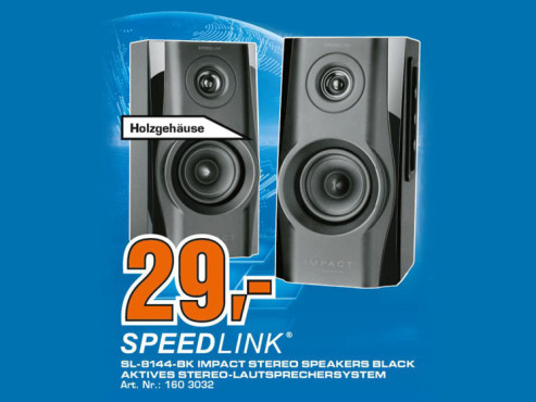 Speed-Link Impact ©Saturn