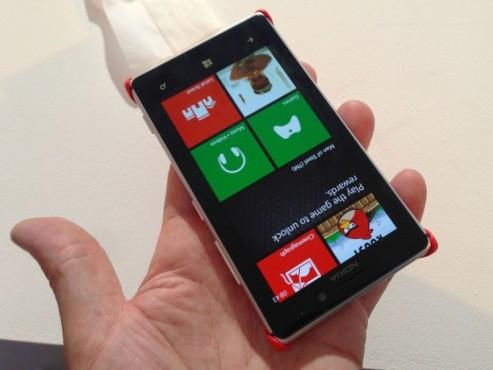 Erste Eindrücke vom Nokia Lumia 925 ©COMPUTER BILD
