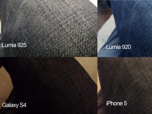 Fotovergleich Lumia & Co ©COMPUTER BILD