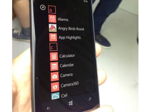 Nokia Lumia 925 ©COMPUTER BILD