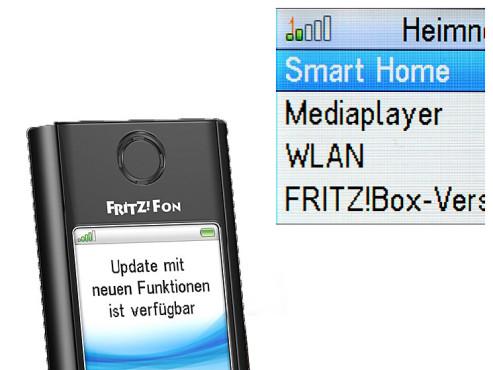 Das Fritz-Telefon kann mehr ©AVM, COMPUTER BILD
