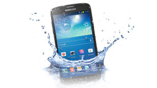 Wasserdicht: Galaxy S4 Active © Samsung