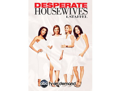 Desperate Housewives - Staffel eins © Watchever