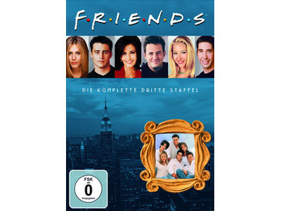 Friends - Staffel drei © Watchever