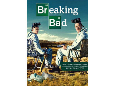 Platz 3: Breaking Bad © Watchever