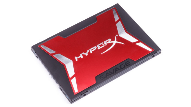 Kingston HyperX Savage 240 GB © Kingston