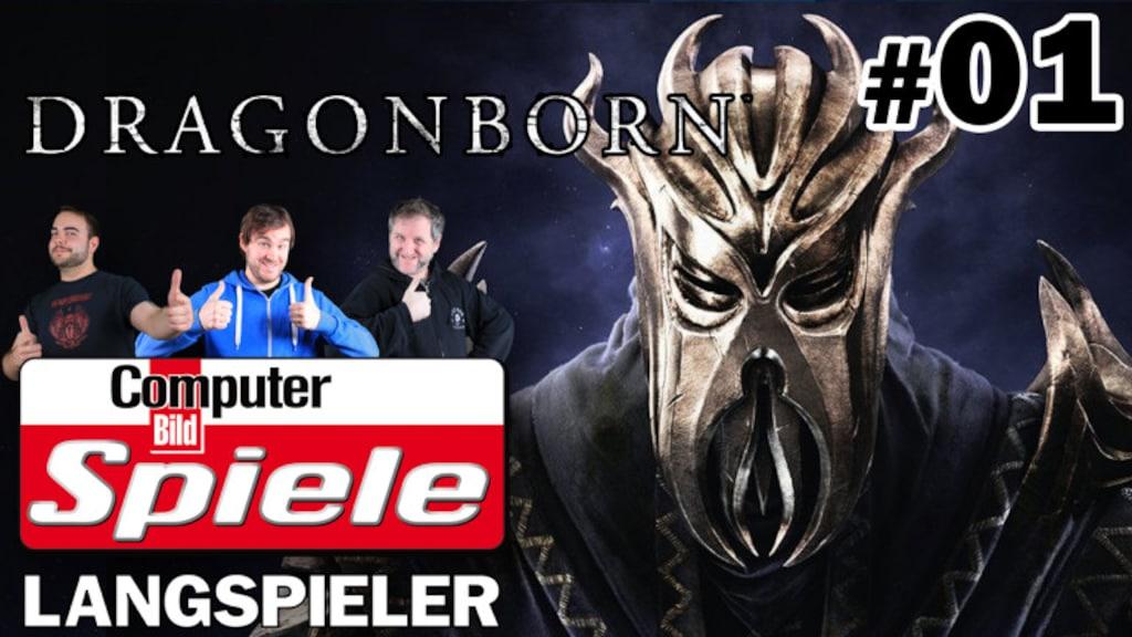 Rollenspiel Skyrim – Dragonborn