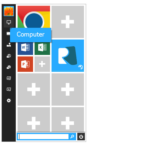 Screenshot 1 - Start Menu Reviver