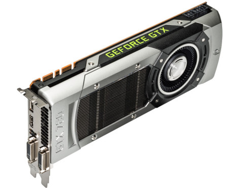 Nvidia Geforce GTX 780 © Nvidia