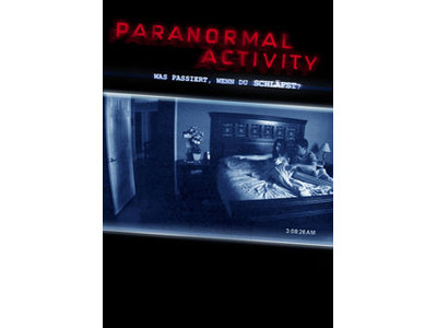 Paranormal Activity © Watchever
