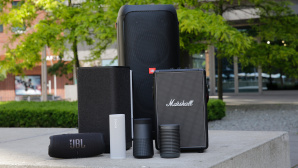 Bluetooth-Lautsprecher im Test©JBL, Sonos, Bose, B&O, UE, Marshall, COMPUTER BILD
