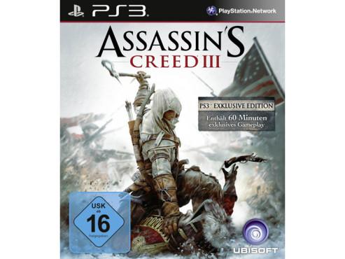 Assassin's Creed 3 ©Ubisoft