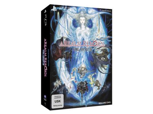 Final Fantasy 14 – A Realm Reborn (Collectors Edition) ©Square Enix