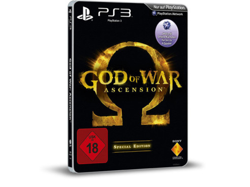 God of War – Ascension (Special Edition) ©Sony Computer Entertainment