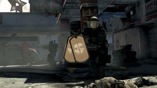 Actionspiel Call of Duty – Ghosts: ©Activision