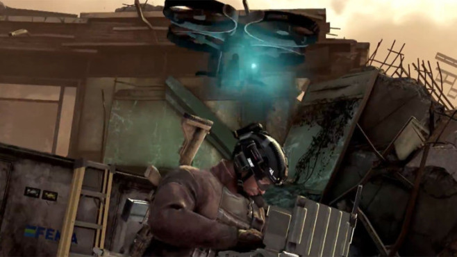 Actionspiel Call of Duty – Ghosts: Drone ©Activision