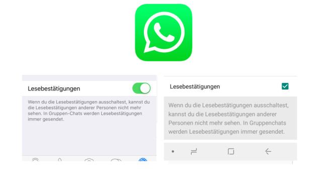 WhatsApp: Lesestatus prüfen und abstellen ©WhatsApp, COMPUTER BILD