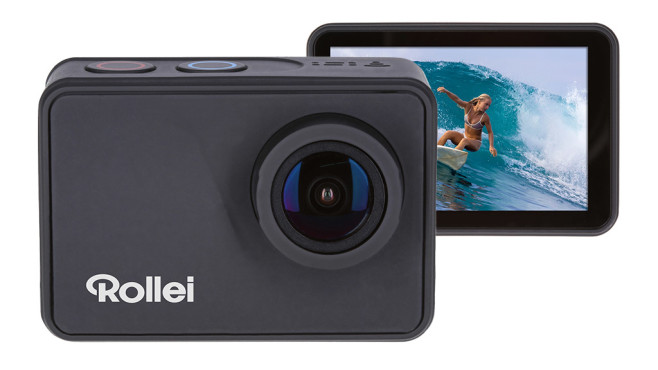 Rollei Actioncam 550 Touch © Rollei