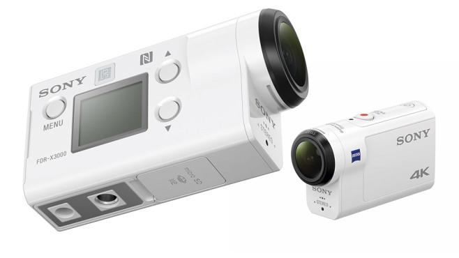 Sony FDR-X3000R©Sony