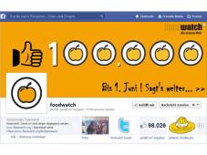 Facebook-Seite von Foodwatch©COMPUTER BILD