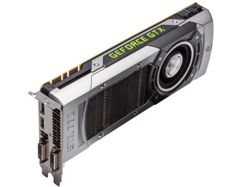 Geforce GTX 770 © Nvidia