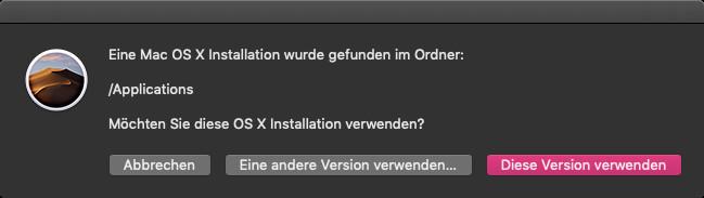 Screenshot 1 - Lion DiskMaker (Mac)