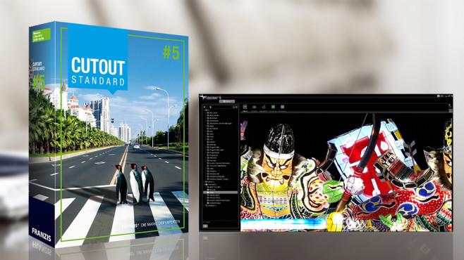 CutOut 5 – Kostenlose Vollversion: Objekte freistellen ©COMPUTER BILD, Franzis Verlag