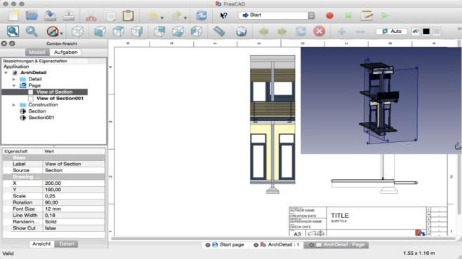 FreeCAD: 3D-Modelle erstellen ©COMPUTER BILD, FreeCAD