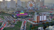 Simulation Sim City: Freizeitpark©Electronic Arts