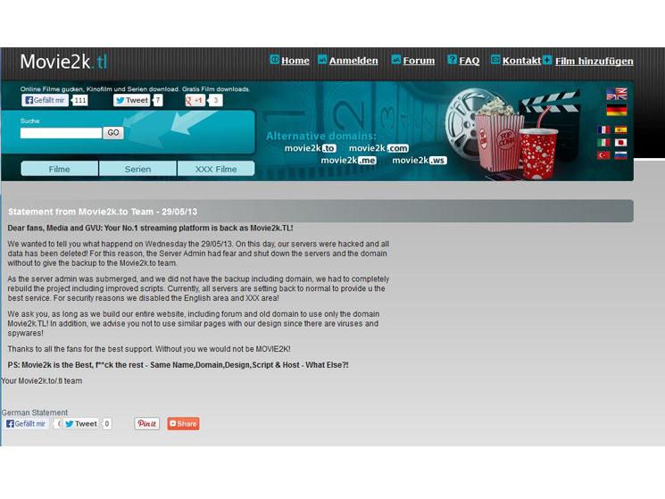 Movie4k Neue Adresse