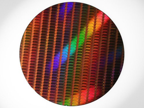 Wafer © Intel