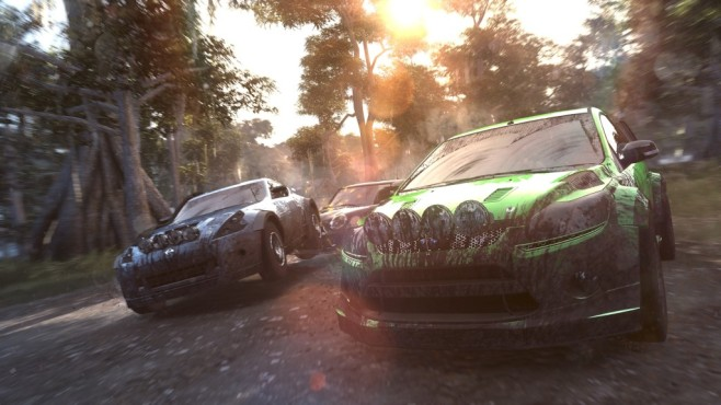 The Crew: Dirt © Ubisoft