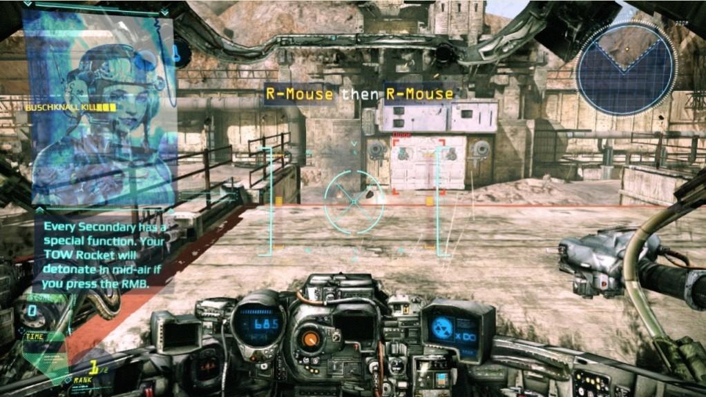 Screenshot 1 - Hawken