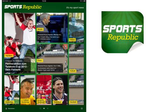 Sports Republic ©MobilesRepublic