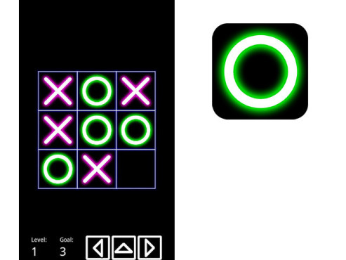 Tic Tac Toe ©DhaneW Research