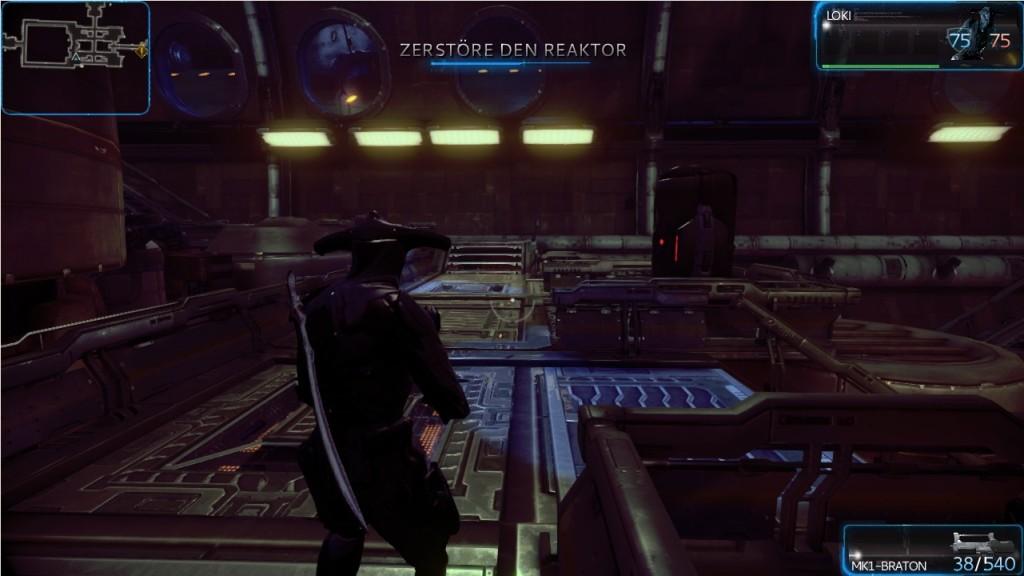 Screenshot 1 - Warframe