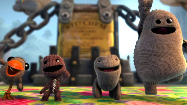 Little Big Planet 3 © Sony