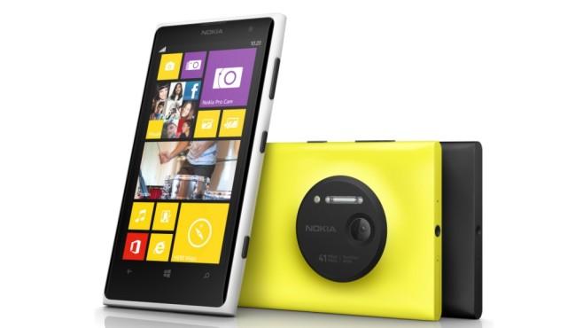 Nokia Lumia 1020©COMPUTER BILD