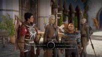 Dragon Age 3 – Inquisition: Dialog © Electronic Arts
