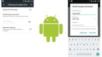 Schnell eingerichtet: Hotspot auf Android-Handys©COMPUTER BILD