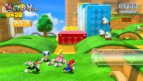 Actionspiel Super Mario 3D World: Quartett © Nintendo