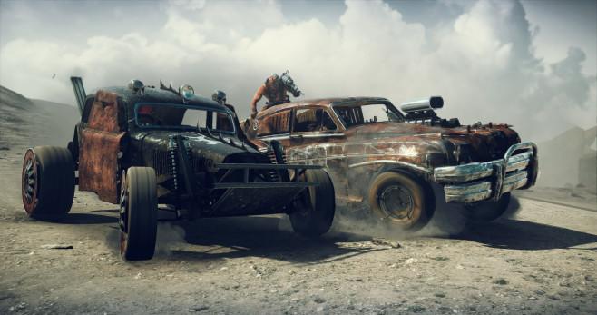 Bilder: Mad Max©Warner Bros. Interactive
