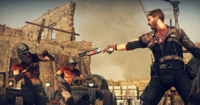 Bilder: Mad Max©Warner Bros. Ineractive