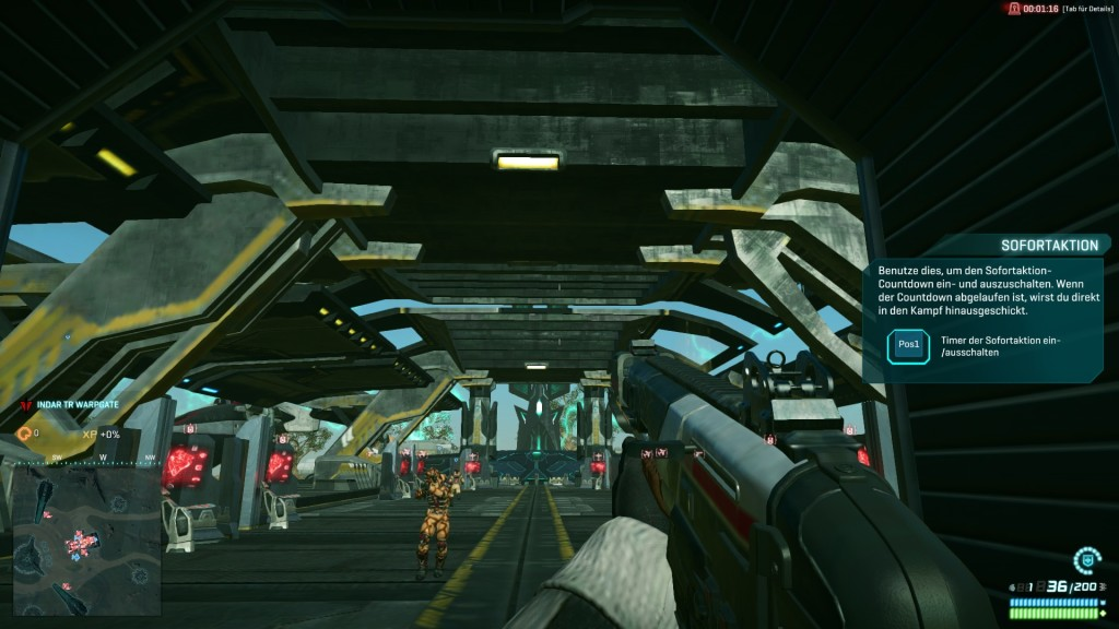 Screenshot 1 - PlanetSide 2