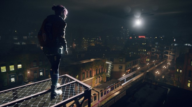 Infamous – First Light © Sony