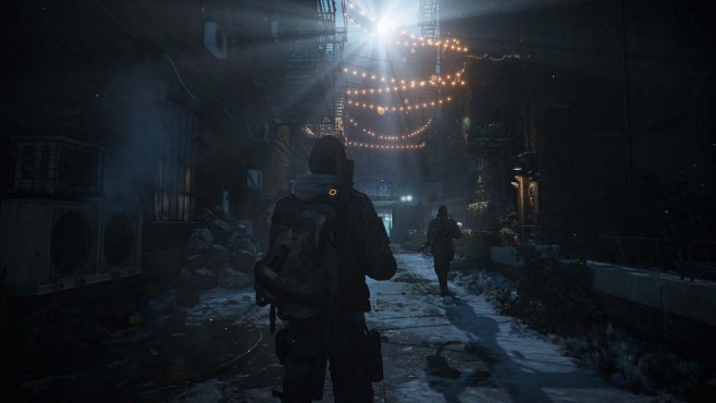 Tom Clancy's The Division: Licht © Ubisoft