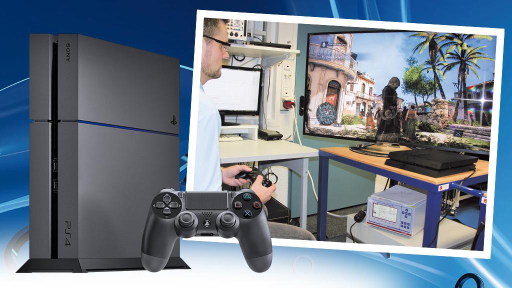 PS4: CUH-1216, neues Modell©Sony, COMPUTER BILD