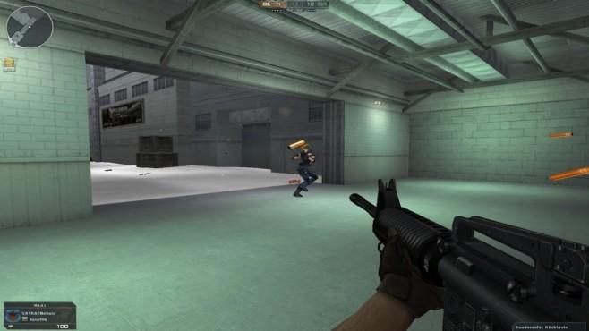 Crossfire ©SG Interactive