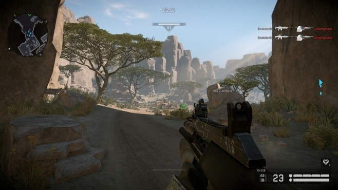 Warface © Crytek
