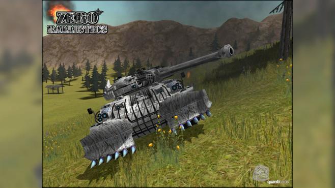 Zero Ballistics ©QuantiCode Games